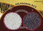 Kalanamak rice gi product uttar pradesh