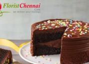 Midnight birthday cake delivery in chennai