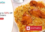 Zomato coupons, deals & offers: get up to 50% off