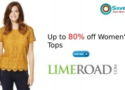 Limeroad coupons, deals & offers: buy 1 get 1 free