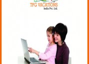 Customized holidays packages worldwide