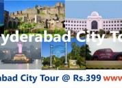 One day hyderabad city tour - hyderabad tourism