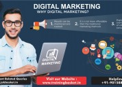 Digital marketing institute in training basket