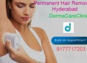 Permanent hair removal in himayat nagar