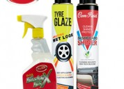Best car care products
