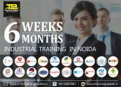 6 month industrial training in noida