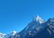 Mardi himal,the trek that you shouldnot miss out..