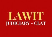 Best coaching for judiciary in delhi - lawit.in