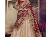 Looking to buy wedding lehenga? visit mirraw