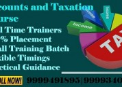 Best accounting training in noida- sla consultants