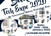 Bakery tech expo 2020