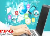 Social media marketting - brand an online presence