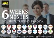 6 month industrial training institute in noida