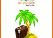 Tourism company a  hiring candidate direct joining