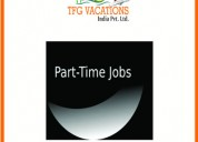 5.jobs available for part timers and full timers