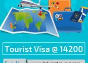 Online tourist visa | delving travels