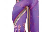 Get lehenga saree from mirraw at best prices