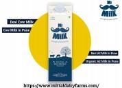 A2 milk market - a2 milk benefits in pune