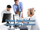 Appointment scheduling software for small business
