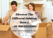 Rcm packers & movers service