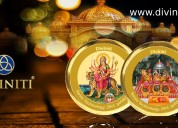Buy gold plated coins online this festive season