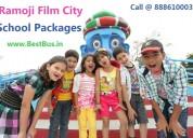 Ramoji film city tickets booking - entry tickets..