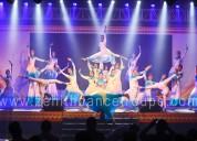 Dance world: best dance troupe is zenith dance tro