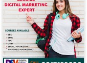 Are you want to a become digital  marketing expert