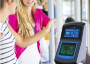 Contactless payment for tolls and parking charges