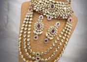 Indian ethnic jewellery
