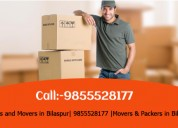 Packers and movers in bilaspur| 9855528177 |movers