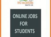 Online marketing work  hiring candidates