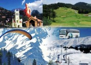 Book delhi to kullu tour
