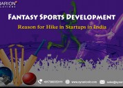 Create your fantasy app development like dream11