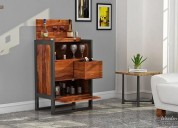 Grab the range of bar cabinets in jaipur at wooden