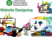 Get website designing and graphics design service