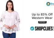 Shopclues coupons, deals & offers: rs.75 off