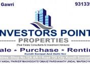 Omaxe city sonipat plots 9313390999 parsvanath