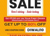Indian festival sale 2019 | diwali deals & offer