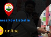 Instant approval business listing site for india