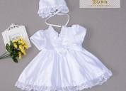 Sandra christening dress for girls