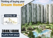 3/4bhk luxury apartments for sale in mohali
