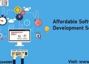 Affordable software development services