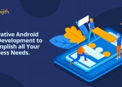 Hire android app developer india - infinijith.com