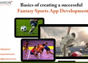 How to develop fantasy sports software development