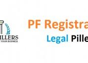 Pf registration in hyderabad
