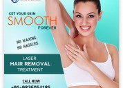 Laser treatment for hair acne & burn in indore