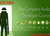 job oriented android course from nettech india