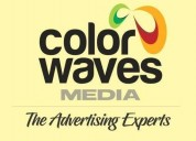 Color waves media | creative advertising agency in
