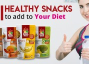 Healthy snacks to add to your diet – fruit treat